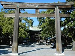 Torii (entrance gate)