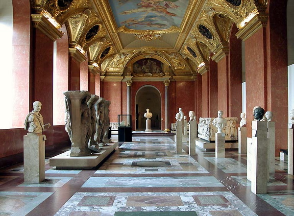 History Of The Louvre France Paris Photo Gallery